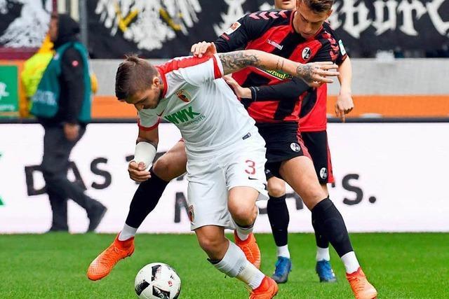 SC Freiburg holt einen Punkt gegen den FC Augsburg
