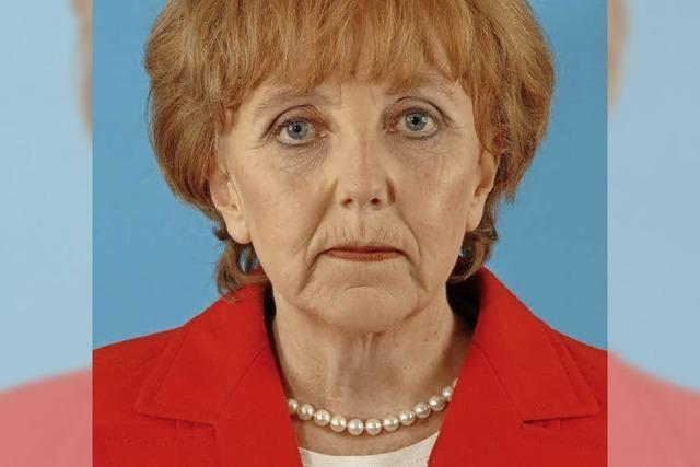 Marianne Schätzle als Anlegal Merkel in Löffingen