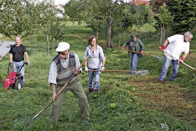 Zusammenarbeit ist Basis für erfolgreichen Naturschutz