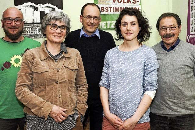 Grünen-Vorstand formiert sich neu