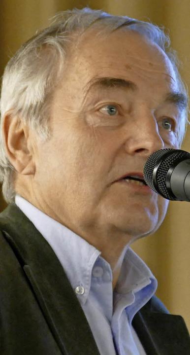 Werner Roos  | Foto: Hans-Peter Müller