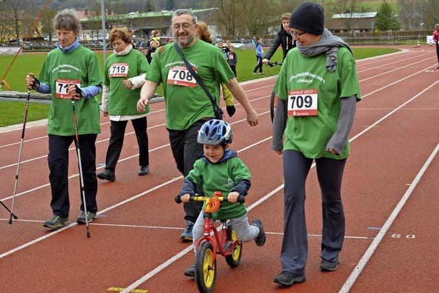 500 Läufer nahmen am Grüttlauf teil
