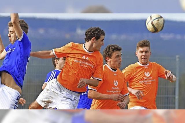 FC Lenzkirch kassiert in der Nachspielzeit den Ausgleich