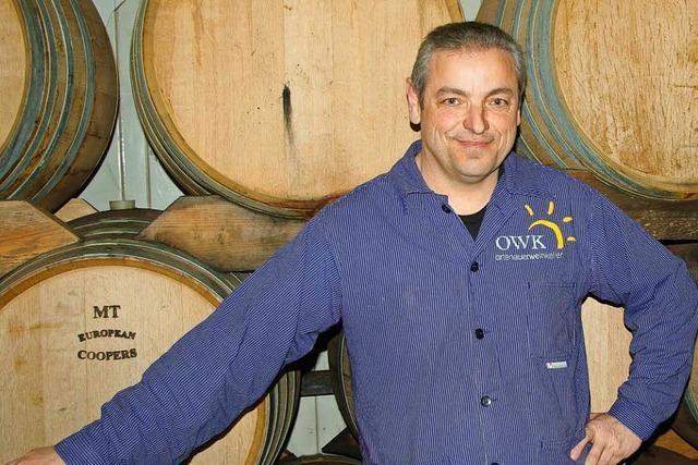 Edeka baut einen neuen Ortenauer Weinkeller (OWK)