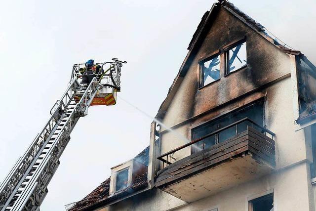 Zwangsräumung in Tübingen: 69-Jähriger wohnte nicht rechtmäßig im Haus