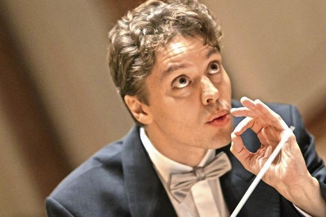 Konzertprogramm im Basler Musical-Theater
