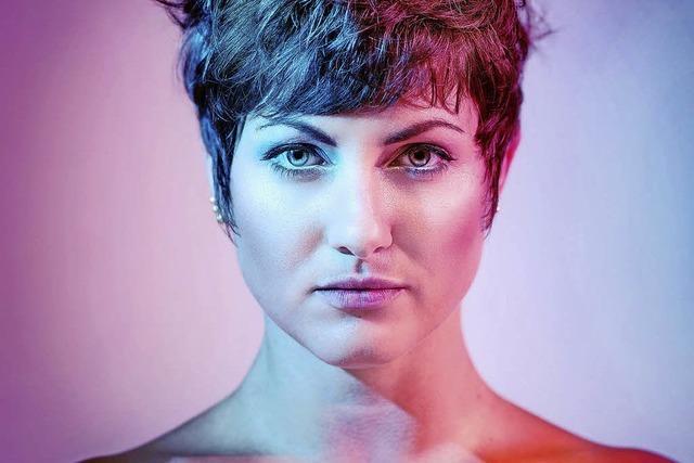 Johanna Iser bei der Hammond Jazz Night im Jos-Fritz-Café