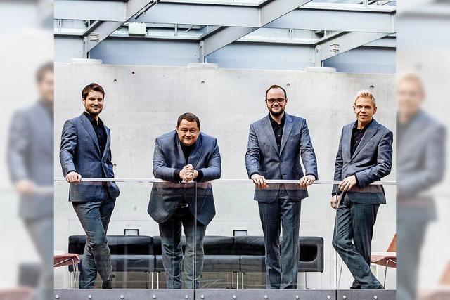 Ensemble Quartonal gastiert in der Waldshuter Versöhnungskirche