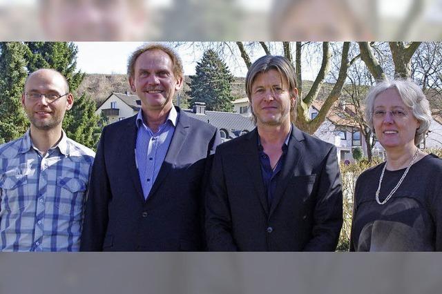 Trio führt die Realschule