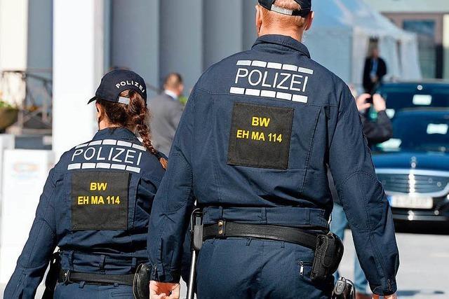 G-20-Gipfel: Polizisten sauer über ungleiche Bezahlung