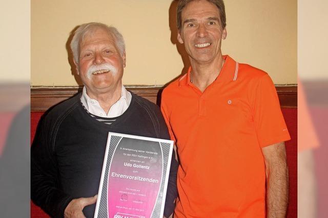RSV ernennt Uwe Gollentz zum Ehrenvorsitzenden