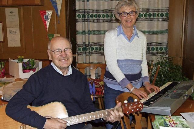 Harmonie im Kirchenchor