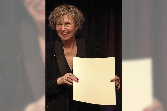 Lörrach: Myrtil Haefs spielt im Nellie Nashorn