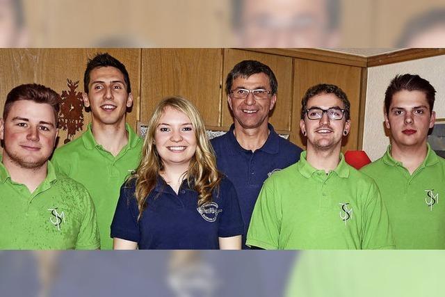 Jugendmusik erhält neuen Vorstand