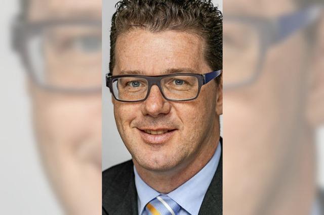 Thilo Führer ist neuer Niederlassungsleiter beim Dekra-Standort Freiburg