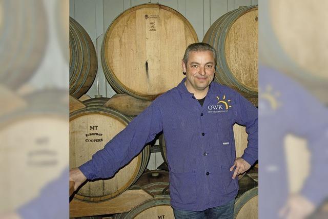 Ein neuer Ortenauer Weinkeller
