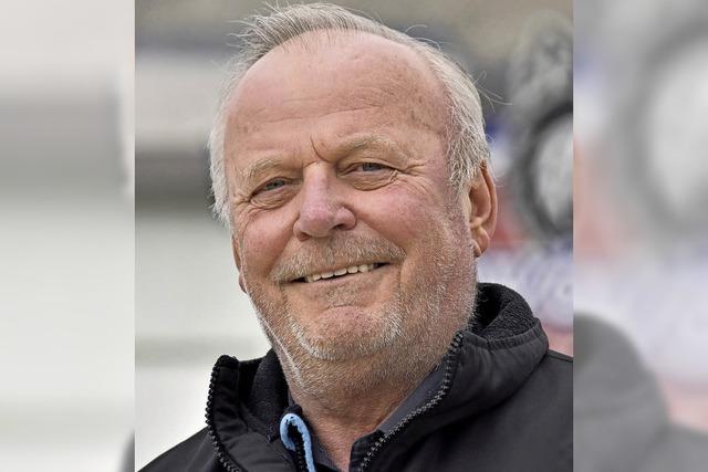 Manfred Sturm: Der Steuermann des EHC Freiburg