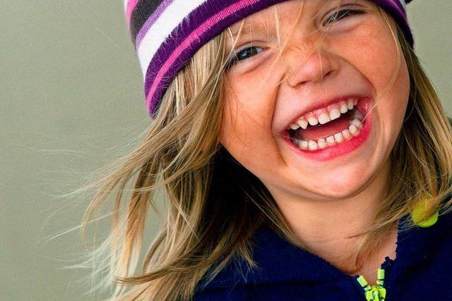 Wie Humor psychisch kranken Kindern helfen kann