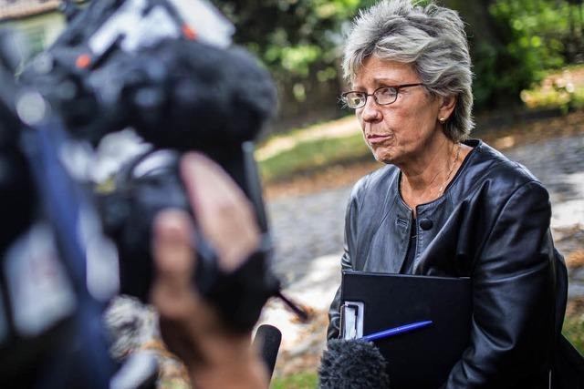 Deutschlands dienstälteste Kommissarin hört auf