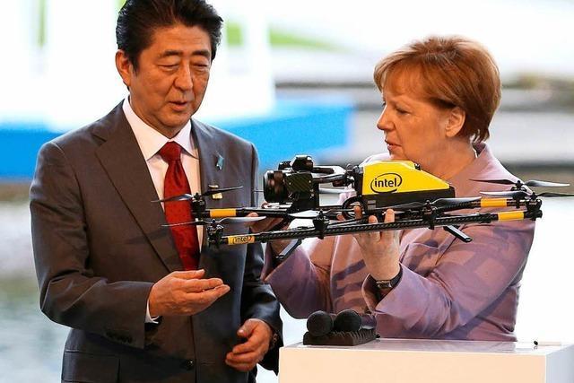 Rezept gegen Schulz: Kann die Kanzlerin Konfrontation?