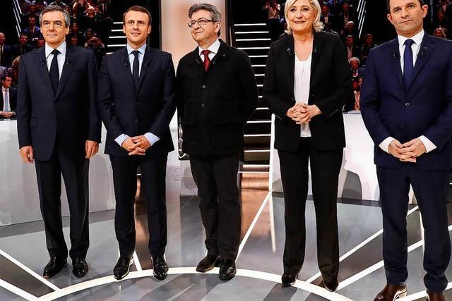 Debatte der Präsidentschaftskandidaten war zwiespältig
