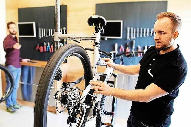 E-Bike Werkstatt ekone eBikes Velowerkstatt