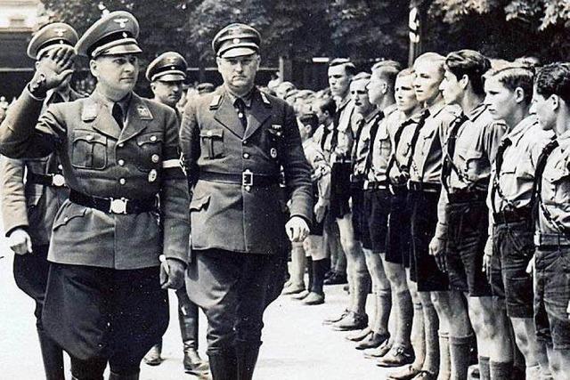 Neues Buch stellt zehn Nazi-Akteure aus dem Landkreis Lörrach vor