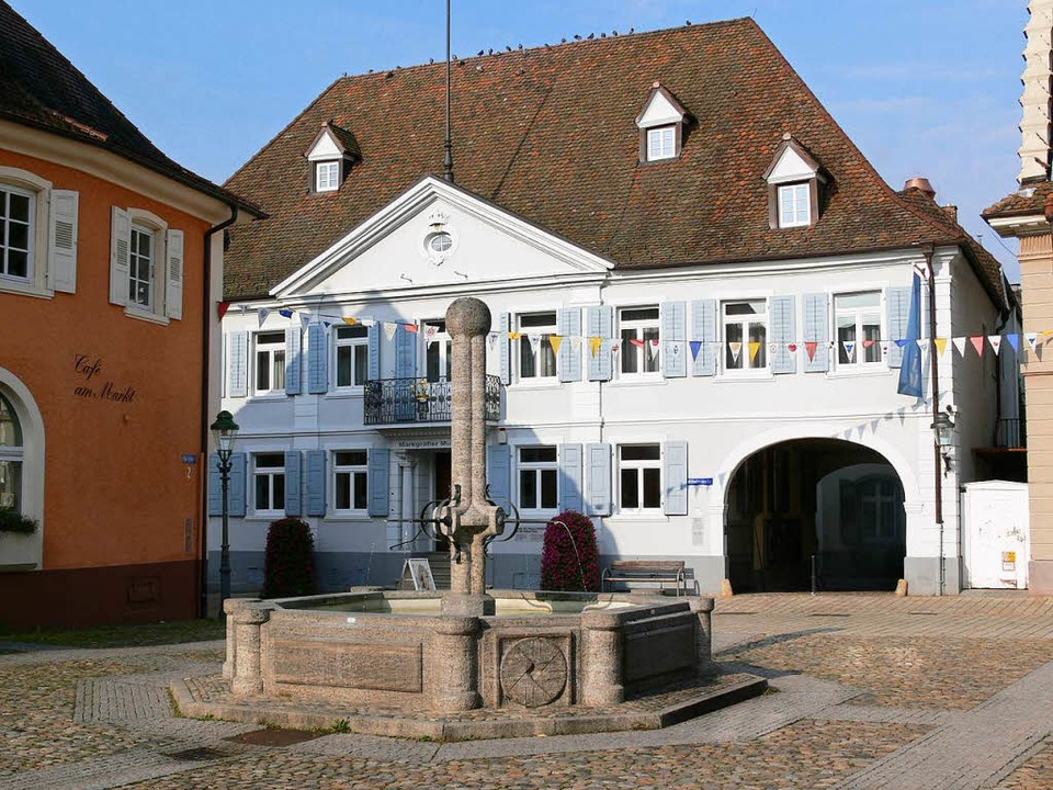 Das Markgräfler Museum im Blankenhorn-...mungsvollen Rahmen für die Fachtagung.  | Foto: Markgräfler Museum