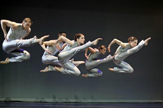Die New Yorker Rioult Dance Company tritt in der Stadthalle auf