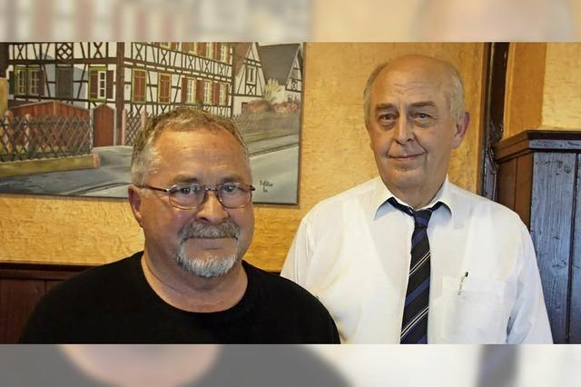 Lothar Schönwälder und Rainer Kolz führen VdK
