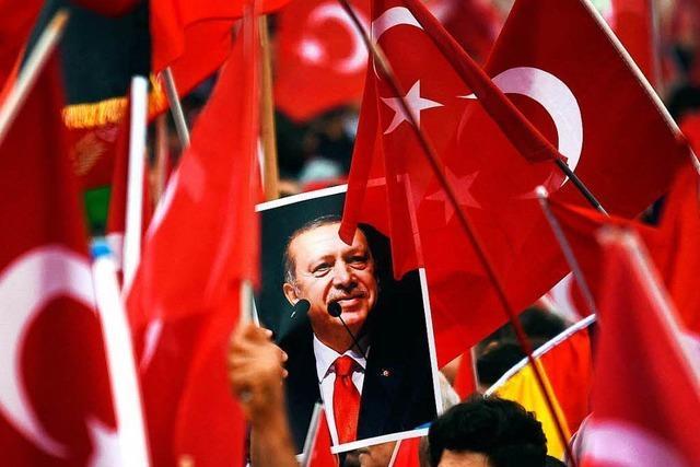 Vorerst keine Auftritte türkischer Politiker in Deutschland mehr
