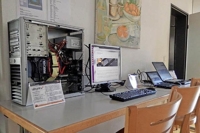 Alternativen am Computer