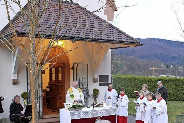 Katholiken gedenken Josef