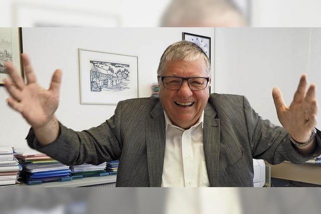 Hansueli Bühler tritt von der politischen Bühne ab