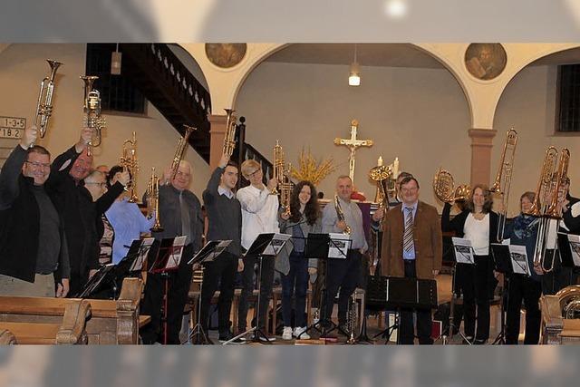 Von Luther und Liedern in der Kirche