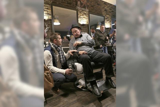Barbershop als Treff