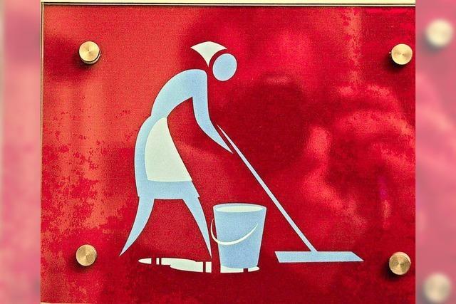 Wenn die Hygiene baden geht