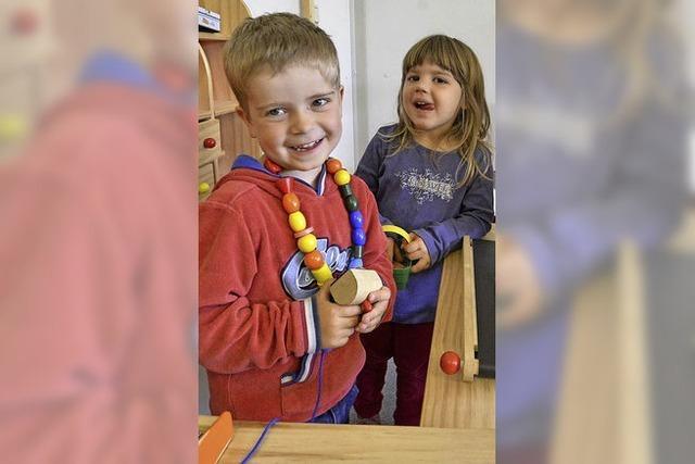 Kindergarten kann kommen
