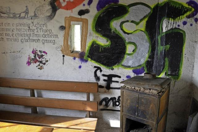 Sängerbund renoviert Bammerthüsli