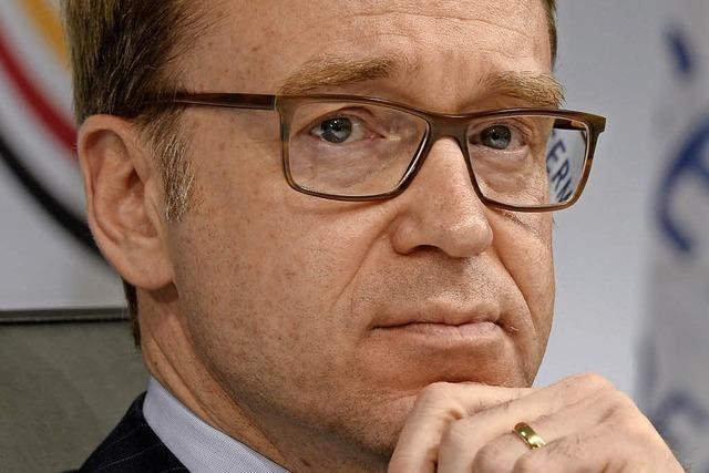 Ein weiter Bogen von Draghi zu Design