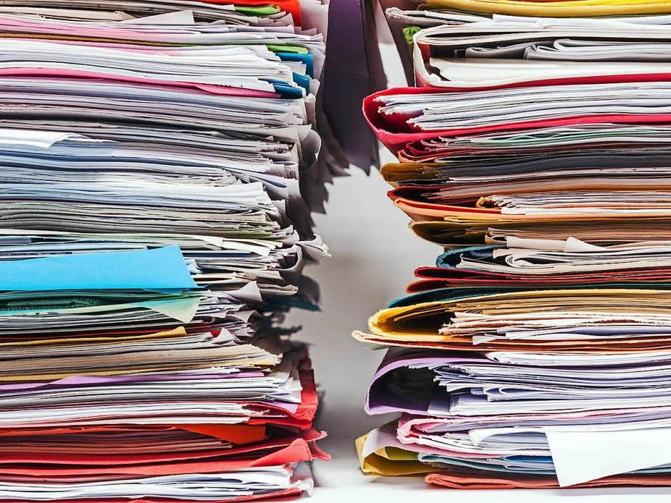 Gutachten & Co.: Es gibt viele Dok... Recherchebüro Correctiv (Symbolbild).  | Foto: rdnzl - Fotolia