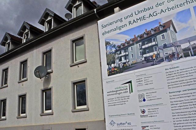 1 Million Euro Kapitalspritze für die Wohnbaugesellschaft