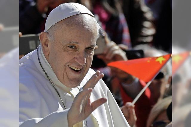 Papst will in Kairo für Versöhnung werben