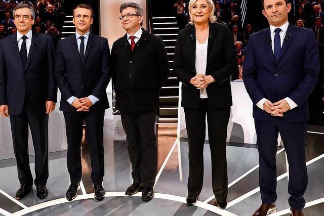 Macron führt – Ermittlungen gegen Fillon ausgeweitet
