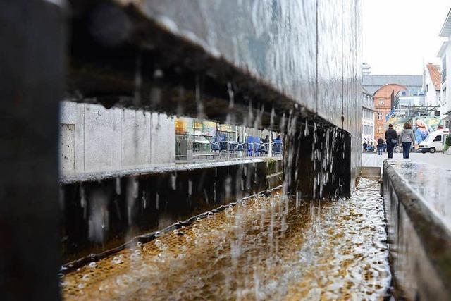 Zehn Fakten über das Lörracher Wasser