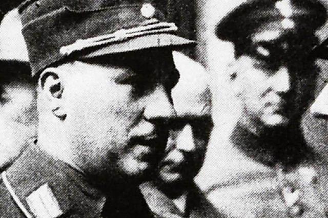 Wer war Freiburgs Nazi-OB Franz Kerber?