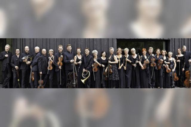Gratis-Probe des Freiburger Barockorchesters