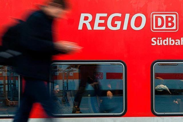 Landesticket: Kabinett billigt Einheitstarif für Bus und Bahn