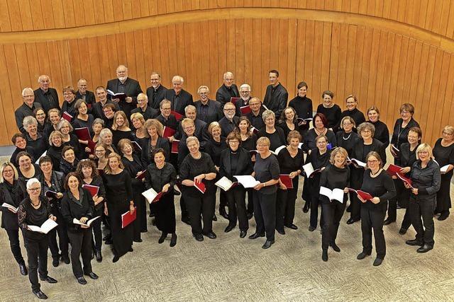 Motettenchor mit Orchester und