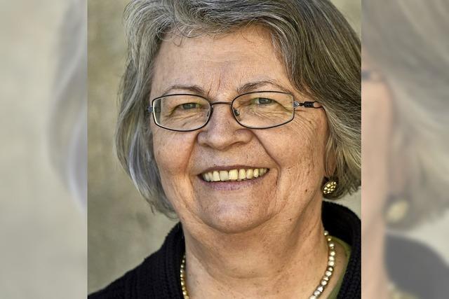 BZ-Fragebogen, ausgefüllt von Gemeindereferentin Christa Straub